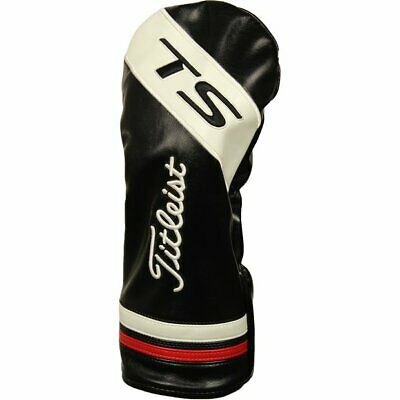 Titleist Golf TS 2 Driver Black/White/Red Headcover