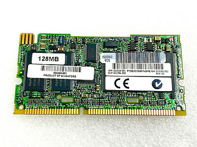 351518-001 HP 128MB Cache Module with Battery*Pulled*