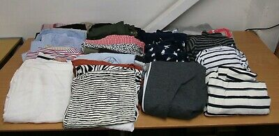 47 Items Ladies Clothes Job Lot, 10kg, Size 18, Tops, Sweats, Trousers