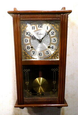 15 Day Striking Centurion Wall Clock With Hour/Half Hour Strike--Project Clock
