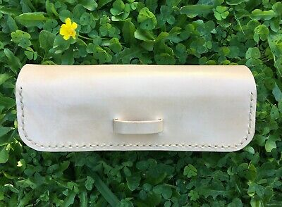 Handcrafted Leather Sunglasses Case