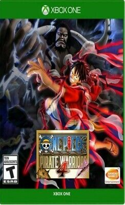 One piece pirate warriors 4 xbox one full game offline only. (No CD/No Key)