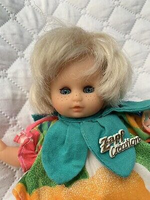 Adorable Zapf Creations Little Doll Marked 1988
