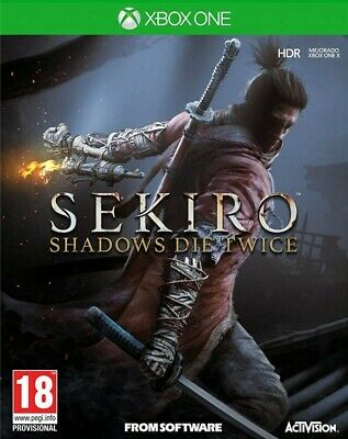 Sekiro: Shadows Die Twice Xbox One Juego Completo/ Full Game