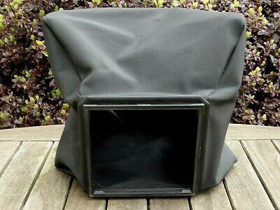 Sinar 4x5 Wide Angle Bag Bellows - Cleaned and Checked - Nice!