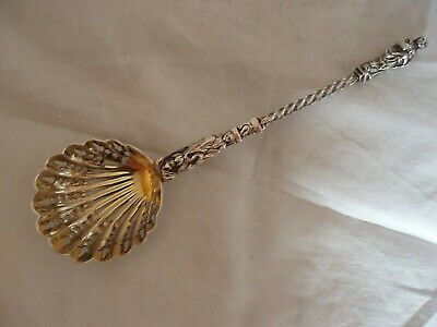 Sifter Ladle Victorian Sterling Silver London 1896