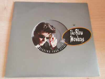 "The blow monkeys  Digging your scene   7"" Vinyl Record"