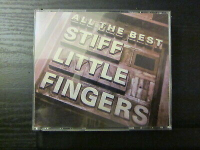 "Stiff Little Fingers ""All The Best"" (Fat Box)"