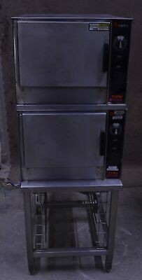 Groen HY-3E Electric Hypersteam Double Convection Steamer Oven 208V 3 & 1-Phase