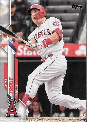 2020 Topps SERIES I BASE & ROOKIES #1-250 **YOU PICK** FREE SHIPPING
