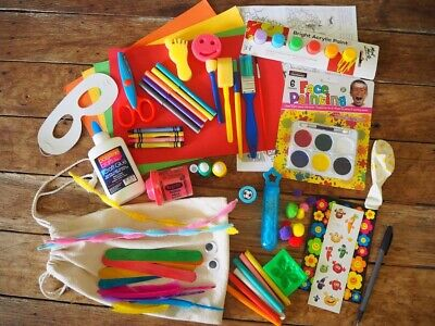 Kids Craft Kits - Get Creative!