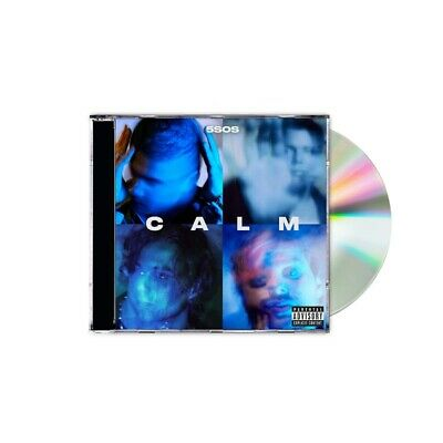 5 Seconds Of Summer - CALM  (LIMITED. DELUXE EDITION ) CD Interscope NEW