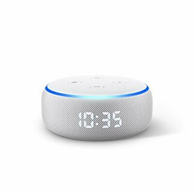 All-new Echo Dot (3rd generation) | Smart speaker with clock and Alexa,