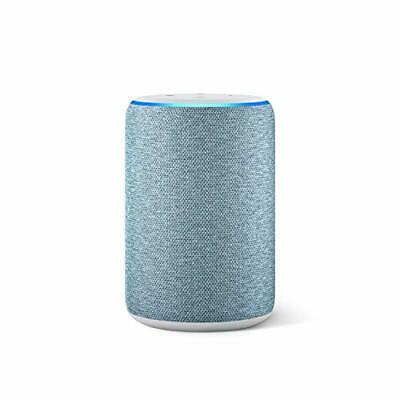 All-new Amazon Echo (3rd generation) | Smart speaker with Alexa, Twilight Blue