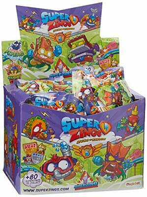 Superzings - Series 5 - Display of 50 SuperZings collectible figures