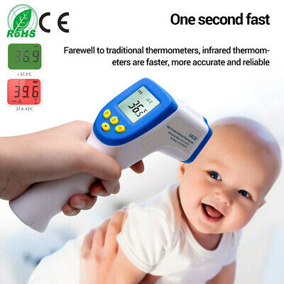 Baby Kids Forehead Body Thermometer Digital IR Infrared Termometer Non-Contact Y