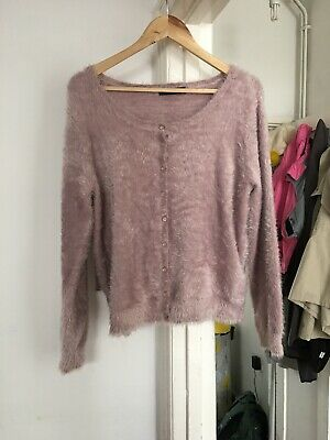 M&S Collection Size Uk 18 Pink Cardigan.       (box8)