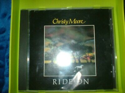 Christy Moore  -- Ride On