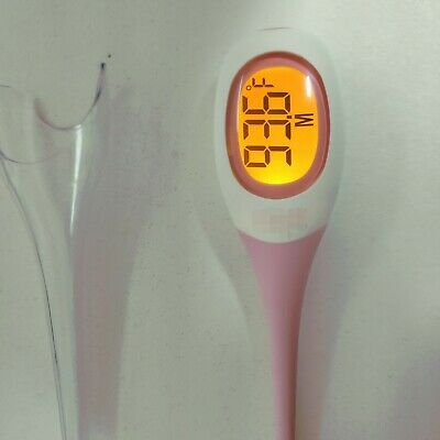 Digital LCD Thermometer Medical Baby Adult Body Safe Oral Electronic UK