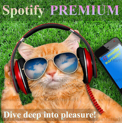 Spotify Premium | Instant delivery | 12 months warranty | Worldwide