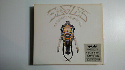 Eagles ‎– The Complete Greatest Hits - Warner 8122 73731-2 - G - CD