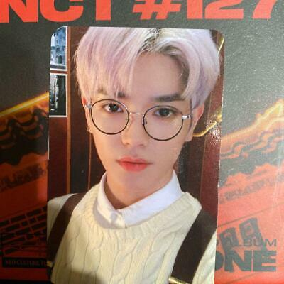 NCT 127 TAEYONG Official Trading Photo Card KIHNO NEO ZONE The 2nd album kit ver