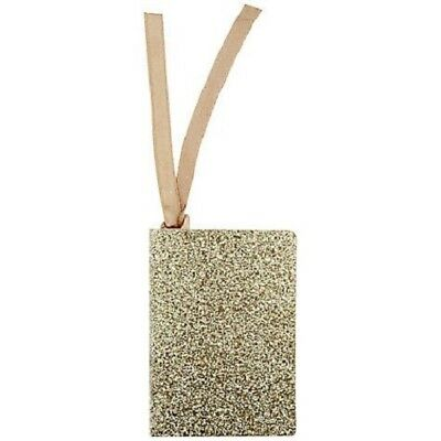 Brand new with tags RRP £2.50. JOHN LEWIS mini white and gold gift bag