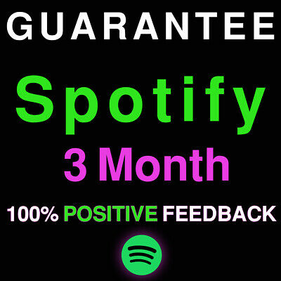 Spotify Premium 🔥 3 Months Fast Delivery 🔥 New Or Existing Account🔥 Worldwide