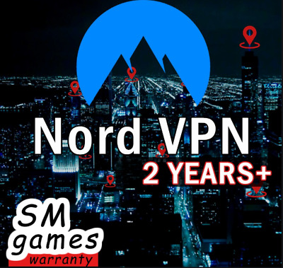 ACCOUNT N0RD VPN Premium ✅ 3-2 YEARS SUBSCRIPTION 🔥 Fast Delivery 🔥