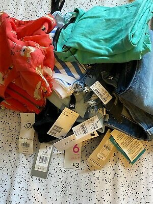 WHOLESALE JOBLOT Branded Ladies Clothing x 7 Resale With Tags  Rrp125