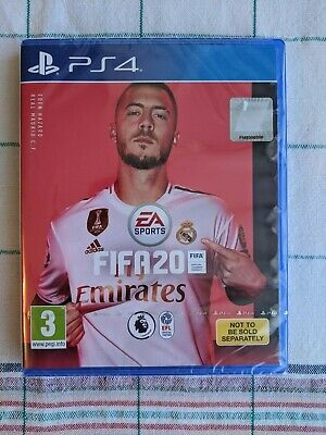 Fifa 20 for Playstation 4 - New & sealed