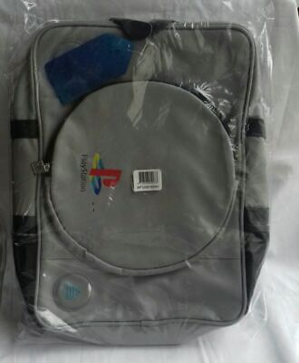 SONY PLAYSTATION backpack- Playstation One Console-Licensed Official- Brand New!