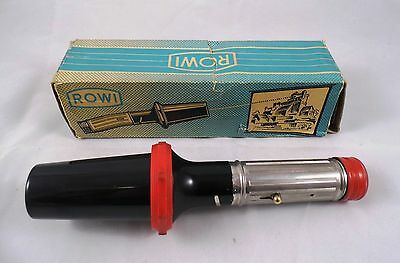 Rowi 520 Alter Lazer Light Pointer from the 50er Years Boxed