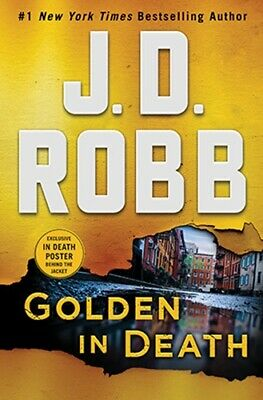 Golden in Death by Robb, J. D. ebook PDF + Free Shipping
