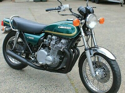 Kawasaki Z1000 1978 Vgc.,Runs Great,May Suit H2 750,Buyer