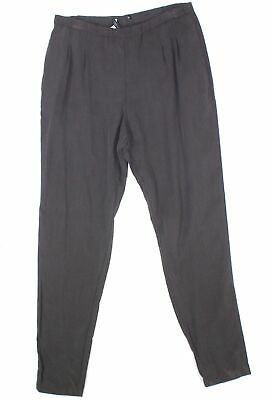 Eileen Fisher Women's Gray Size Small S Pull On Pants Stretch $148- #709