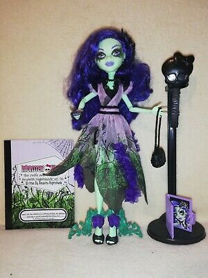 Monster High Amanita Nightshade Ex-Display Only. COMPLETE SET MISSING NOTHING!