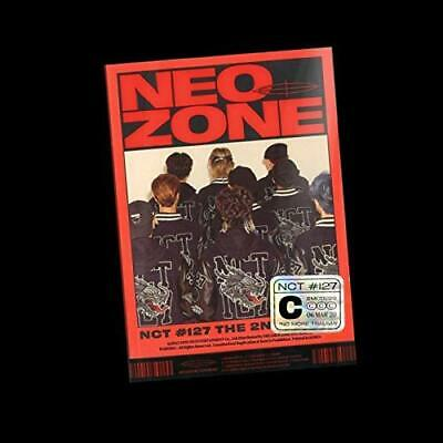 NCT 127 - NCT #127 Neo Zone [C ver.] (Vol.2) Album+1p Poster(On)+Tracking Number