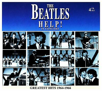 The Beatles - Help! In Concert (Greatest Hits 1964-1966) (SEALED 4 x CD Box Set)