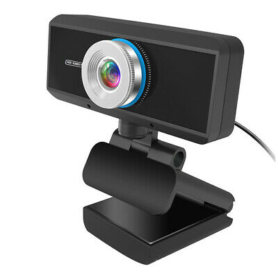 Digital USB Web Cam PC Camera Full HD 1080P Video Calling Teleconference Webcam