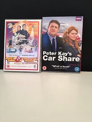 Peter Kay`s Car Share Max & Paddy`s Road To Nowhere Dvds