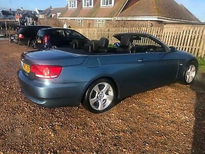 Bmw Hardtop Convertible 2007..Low Mileage, Top Condition
