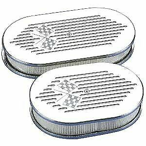 Billet Specialties 15427 Oval Air Cleaner - Large