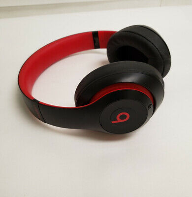Beats By Dr.Dre Studio3 Wireless Headphones -Black/Red 5/L210824A