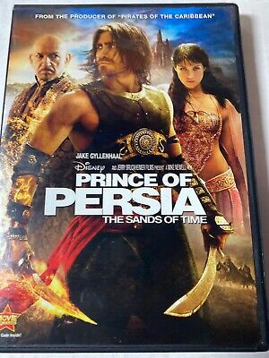 Prince of Persia: The Sands of Time (DVD, 2010, Widescreen) AMAZING DVD Disney !