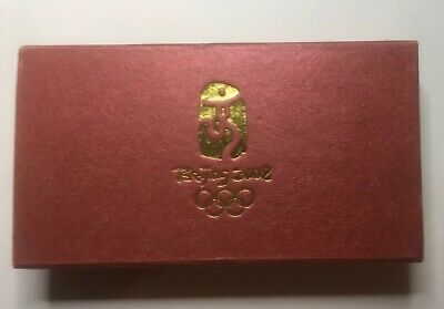 Beijing 2008 Olympic Games  Coin Set
