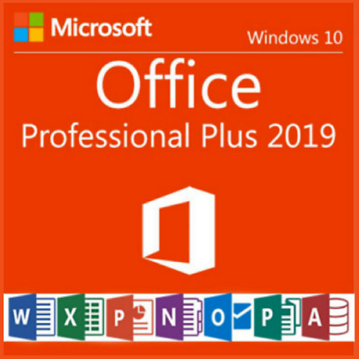 MS Office 2019 Professional Plus ✔ 🔑 License Key Lifetime ✔ 🔥 30s Delivery