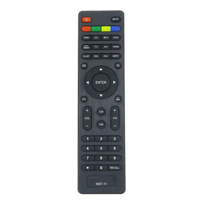 1pc Remote Control Black ABS For DW32H1G1 DW37H1G1 Replacement Accessory Led TV