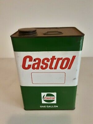 Castrol  1 Gallon Tin