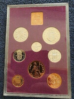1970 Royal Mint Proof coin set,cased & boxed with all extra's.